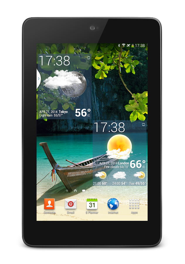 Weather Animated Widgets Screenshot 16