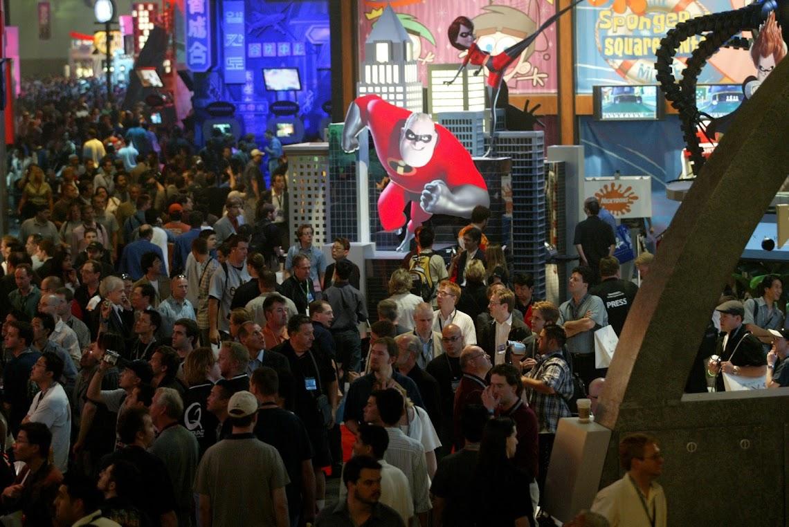 E3 2004 in Summary