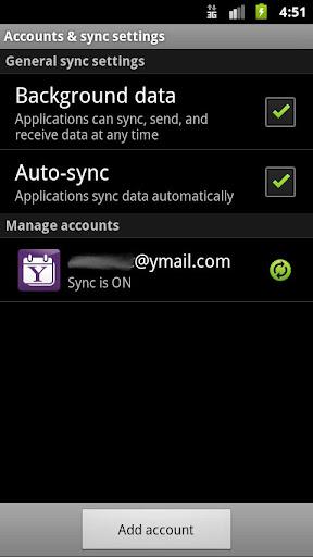 【免費生產應用App】SmoothSync for Yahoo!® Calenda-APP點子