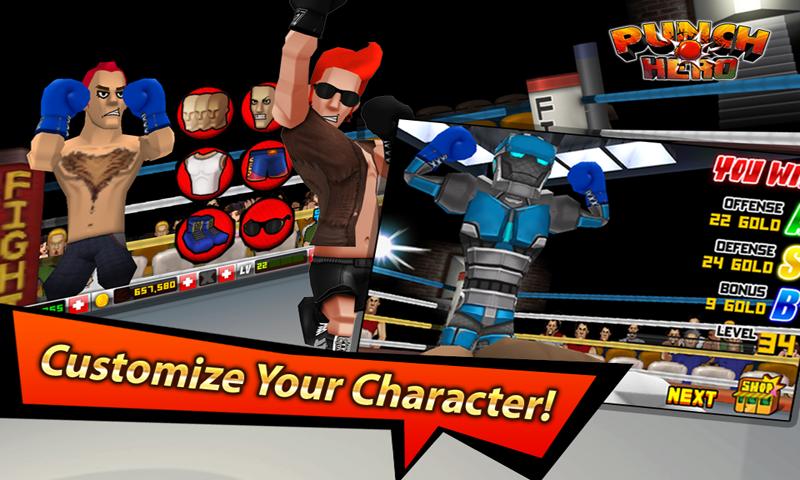 Punch-Hero 26