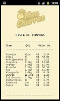 Screenshot of Meu Churras Free - Churrasco