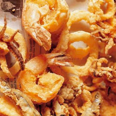 Fritto Misto Amalfitano Recipe