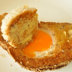 Country Living Egg in a Hole