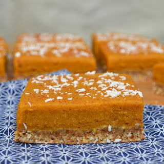 Chai Spiced Pumpkin Bars