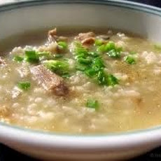 Turkey Congee