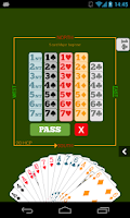 Screenshot of Fun Bridge, a bridge card game