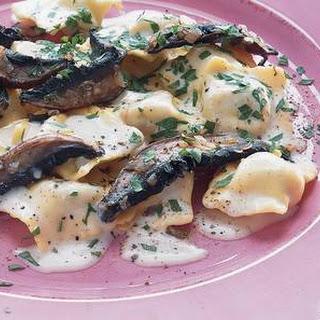 Portobello Ravioli Sauce Recipes