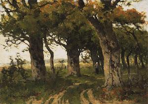 RIJKS: Maria Bilders-van Bosse: painting 1900