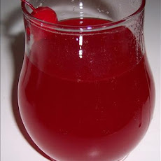 Red Holiday Punch