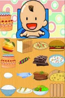 Screenshot of Feed the Baby