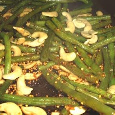 Green Bean and Cashew Nut Thoran