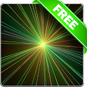 Color strikes free icon