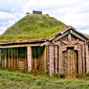 A Vikings House by Roxie Crouch - Buildings & Architecture Other Exteriors (  )