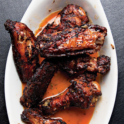 Smokestack's Chicken Wings