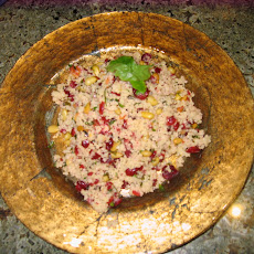 Moroccan After-the-Holidays Couscous