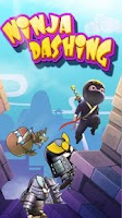 Screenshot of Ninja Dashing