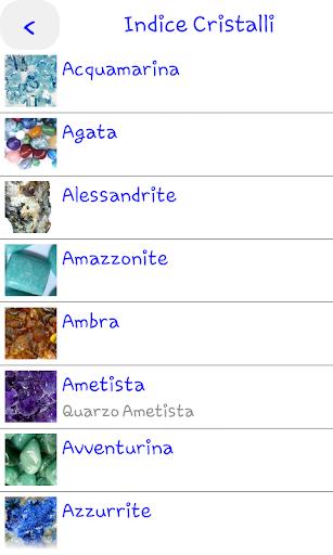 Guida ai Cristalli - screenshot