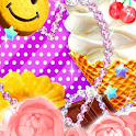 Kira Kira☆Jewel(No.85)Free icon