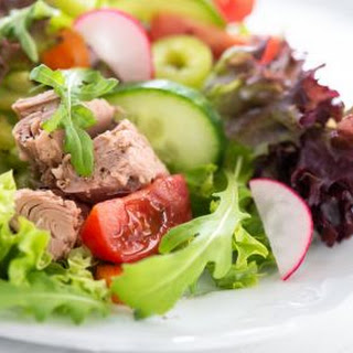 Authentic Fresh Mexican Tuna Salad
