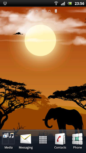 My Africa Live Wallpaper