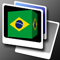 Cube BR LWP simple icon