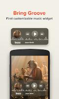 Screenshot of Buzz Widget