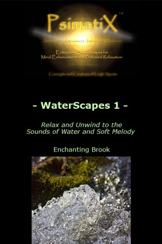 WaterScapes Volume 1