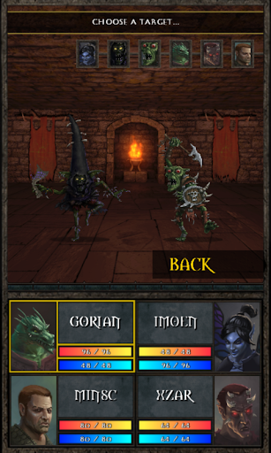 Dungeoneers - screenshot