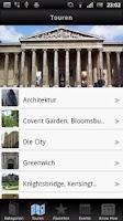 Screenshot of London Travel Guide