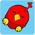 Sleepy the bird icon