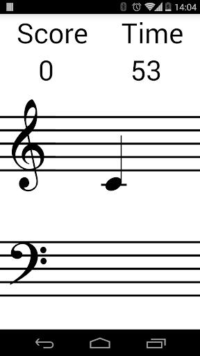 Piano Flashcards BETA - screenshot