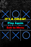 Screenshot of Train Your Tic Tac Toe