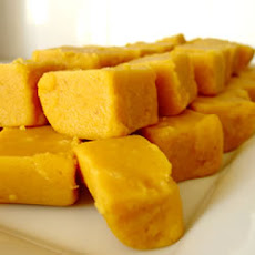 Pumpkin Fudge