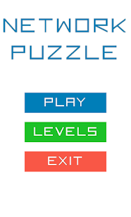 Network Puzzle Free - screenshot