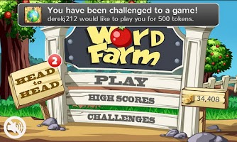 Screenshot of Word Farm Premium