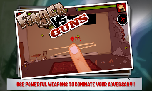 Finger Vs Guns- screenshot thumbnail