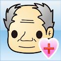 被災者避難所対応『一般救護者用・災害時高齢者医療マニュアル』 icon