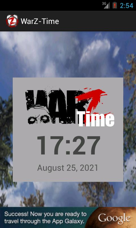 WarZ-Time Screenshot 0