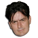 Charlie Sheen Winning icon