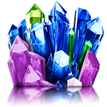 Crystals Live Wallpaper 7.0 Apk