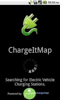 Screenshot of ChargeItMap
