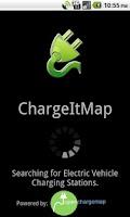 Screenshot of ChargeItMap