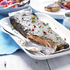 Smoky Chermoula Salmon