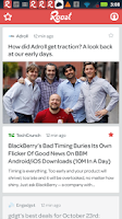 Screenshot of Roost Web Push
