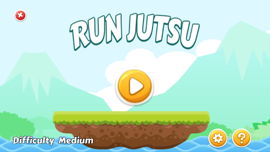 Run Jutsu - screenshot