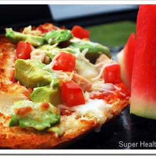 Avocado Sauce Pizza Recipes