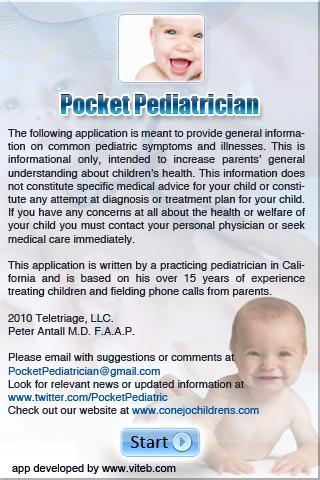Pocket Pediatrician