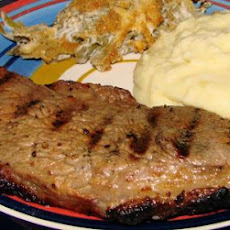 Fuzzy Navel Steak
