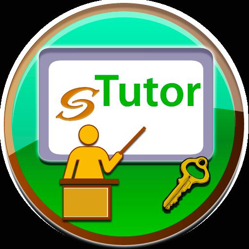 sTutor - Vocab Builder Pro LOGO-APP點子
