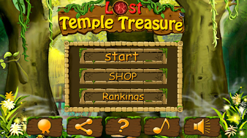 Screenshot of Lost Temple Treasure(失落神庙宝藏)